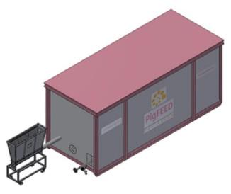 PigFEED al carico